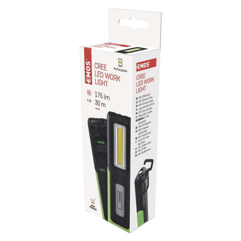 Nabíjecí svítilna Emos P4530